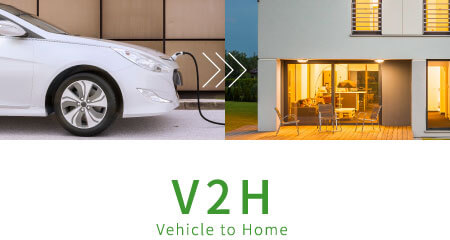 V2H Vehicle to Home